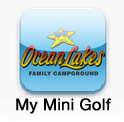 Ocean Lakes Mini Golf Badge