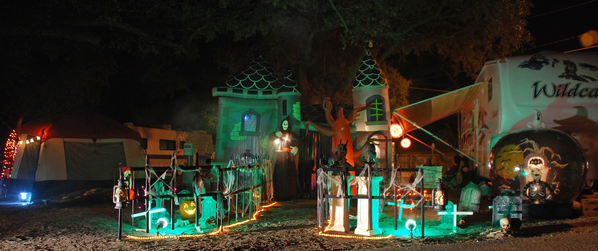 Halloween Ocean Lakes Family Campground