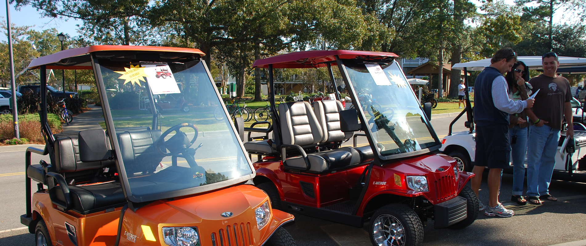 Golf Car And Rv Sales Service Supplies Storage In