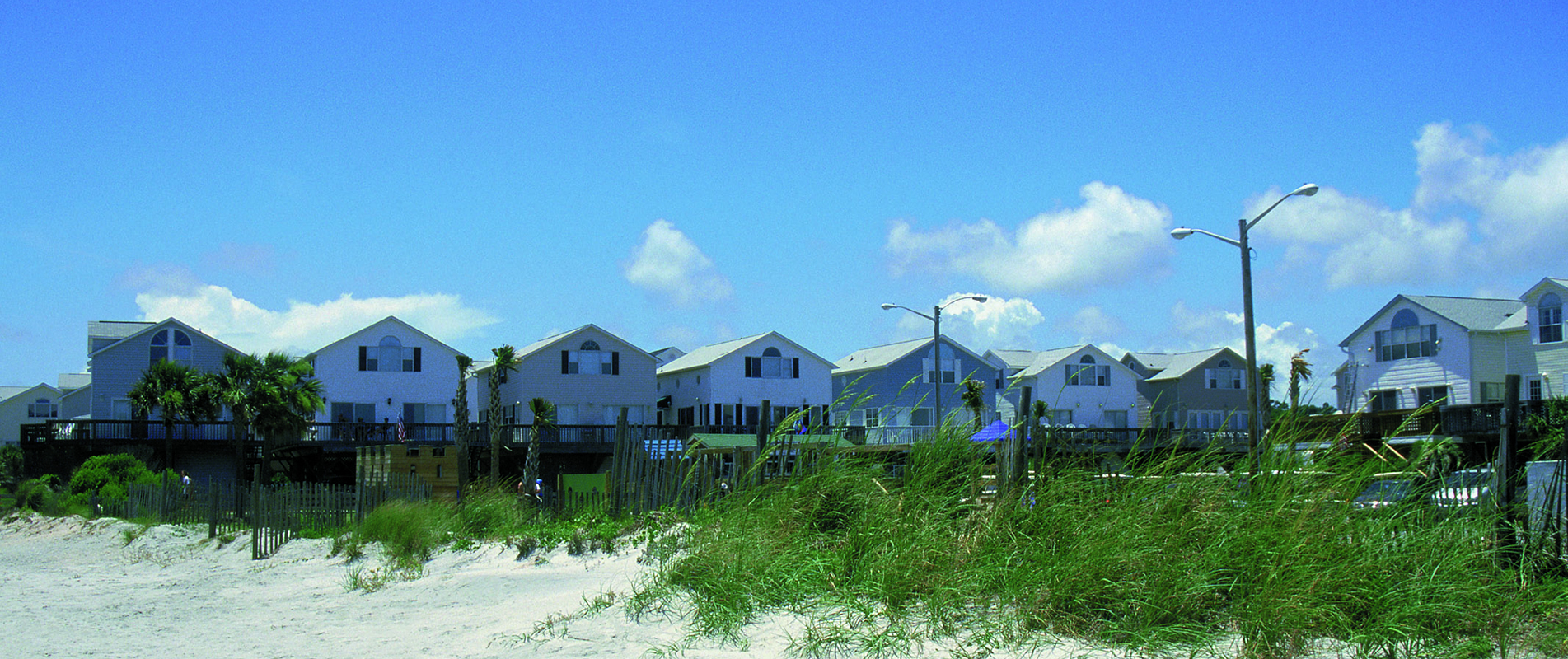 Campsites, Rentals and Beach Houses in Myrtle Beach SC