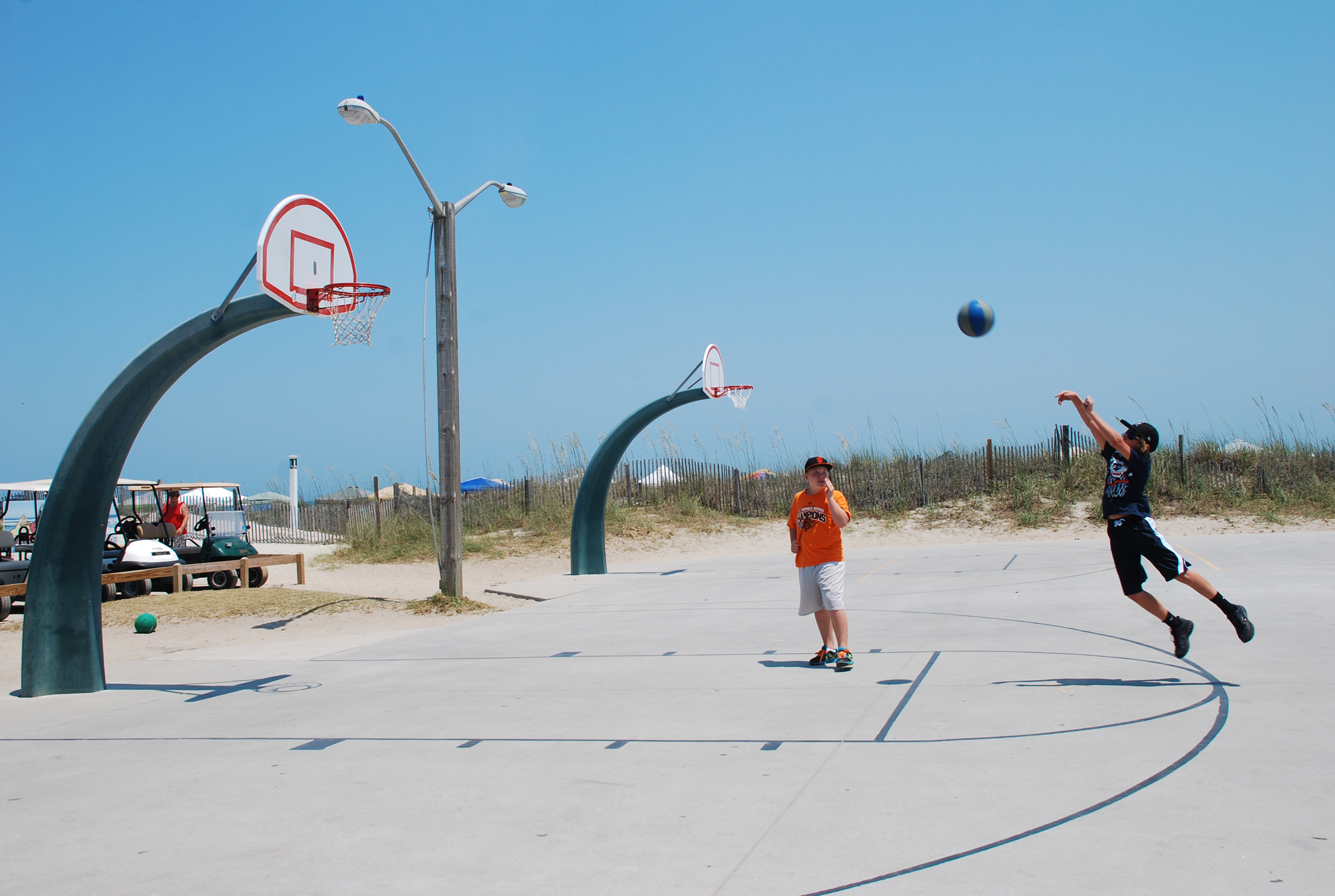 Outdoor Fun and Campground Amenities in Myrtle Beach