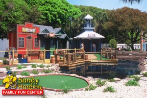 Sandy Harbor Mini-Golf