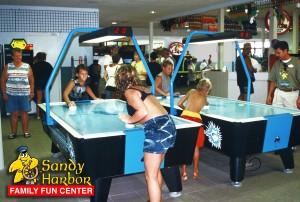 Sandy Harbor Games