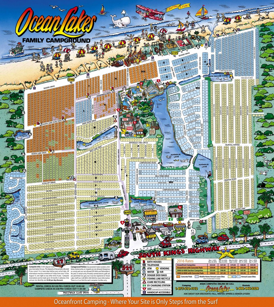 Free Apartment Listing Sites: Ocean Lakes Family Campground