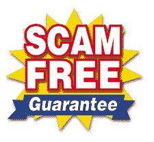 Scam Free Rental Guarantee logo